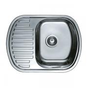 Мойка кухонная HAIBA 63x49 (polish) (HB0551)